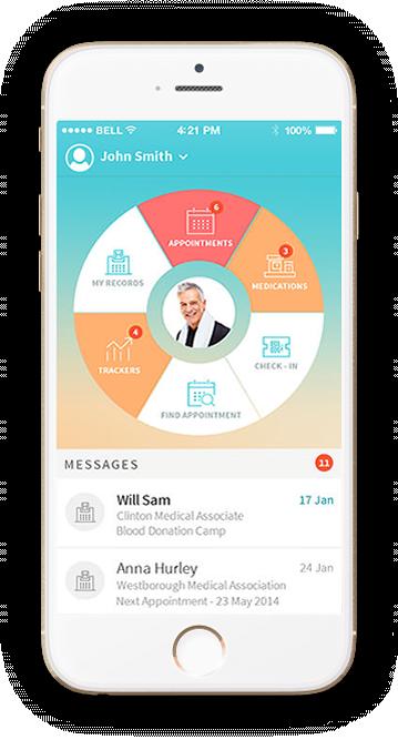 Secure Online Patient Portal Amp Healow Mobile App